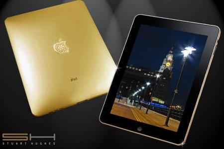 Вместо эксклюзивного iPad 2 из Англии пришла... посылка с булыжниками