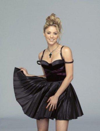 Шакира красивая