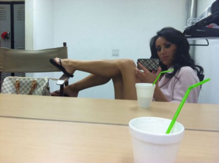 Breanne Benson и ее фото из твиттера