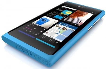 Nokia N9 - подробности о смартфоне на базе MeeGo