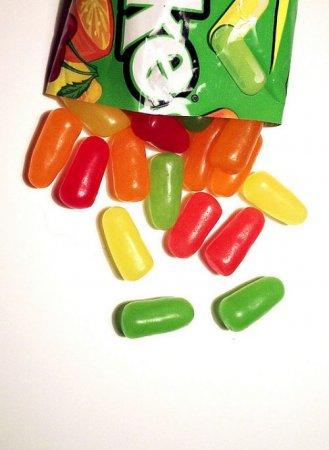Слюньки текут: конфеты