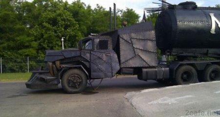 Грузовик Mad Max