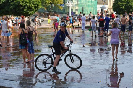 Мокрые войны в Харькове