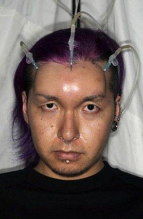 Японские тюнингованные черепа