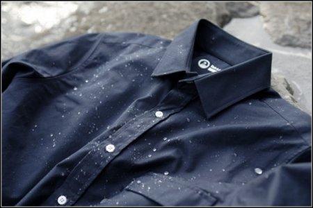 """Стильная рубашка, которой """"не страшны ни дождь, ни слякоть"""""""