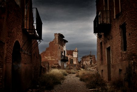 Belchite... Фотограф Carolina Valtuille