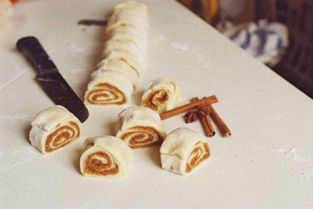 FoodPorn: Витушки с корицей