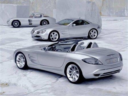 85 лет назад была образована компания Mercedes-Benz