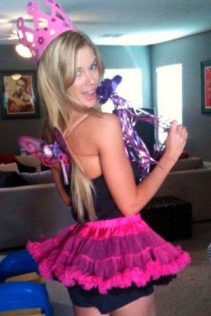 Jessa Hinton и ее фото из твиттера