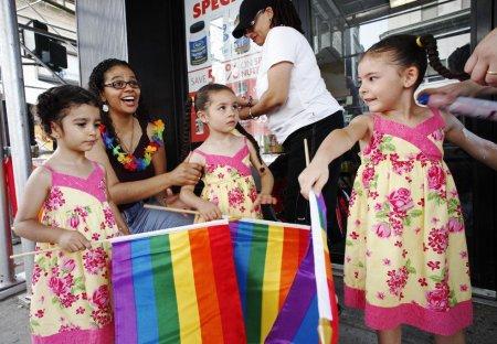 Гай-парад в Нью-Йорке