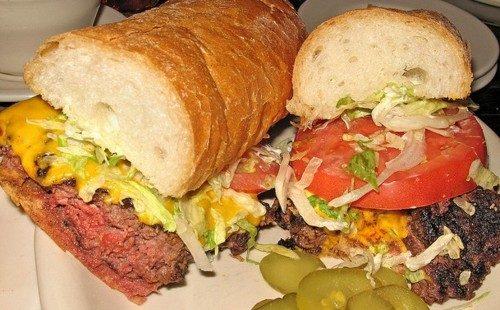 FoodPorn: Большие порции вредной еды