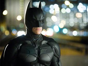На крышу коттеджа в Шотландии упал Бэтмен