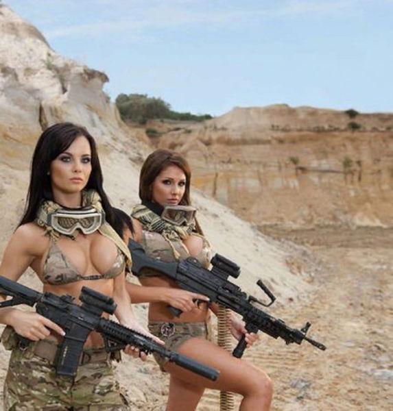 Грудастый спецназ - 2