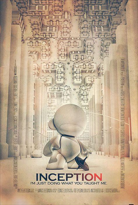 Постеры для фильмов от Tomasz Opasinski
