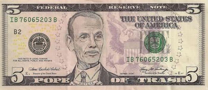 �������������� ��� �������� � $5