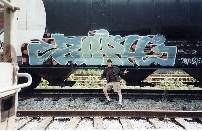 Расписные поезда