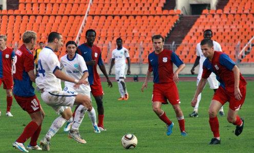 ФК Минск вышел во 2-й квалификационный раунд Лиги Европы