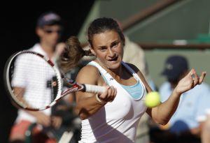 Теннис: россиянка не смогла выйти в полуфинал турнира в Швеции.