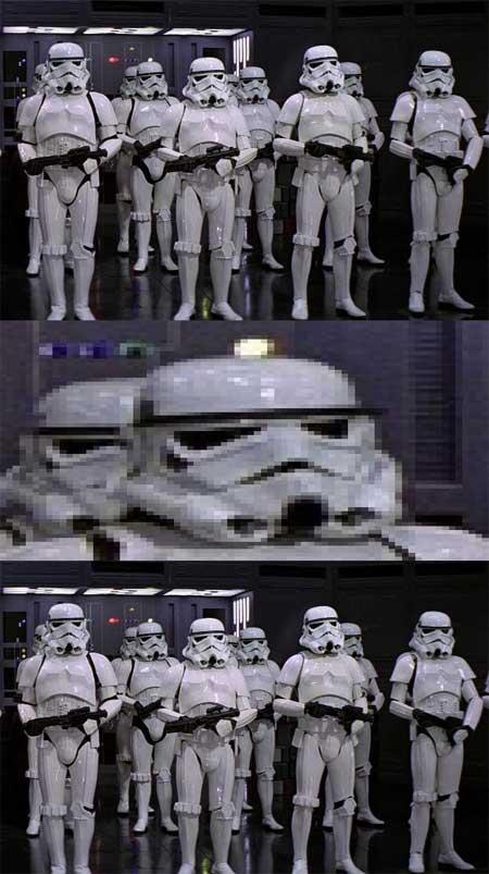 Атака клонов