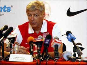 """Арсен Венгер обвинил """"Манчестер Сити"""" в нарушении правил финансового фэйр-плей"""
