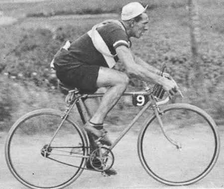 Потрясающие фото с Тур де Франс 30-х годов
