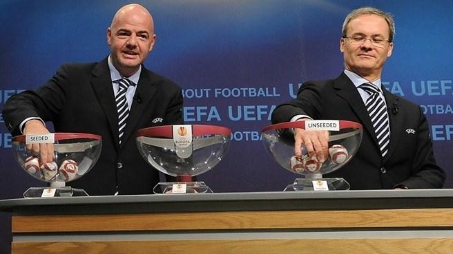Лига Европы 2011/12. Жеребьёвка 3-го квалификационного раунда.