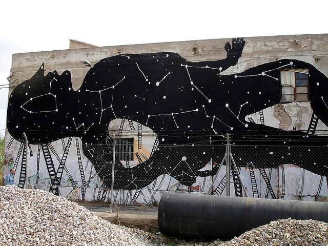 SAM 3 - эпические граффити