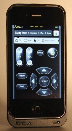 Универсальный пульт из iPhone 4
