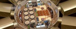 Богатые встретят «Конец Света» в «люксовых» бункерах
