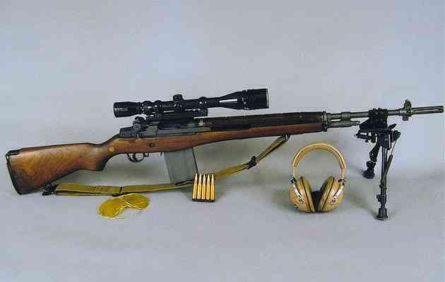 Оружие оружие и ещё раз оружие