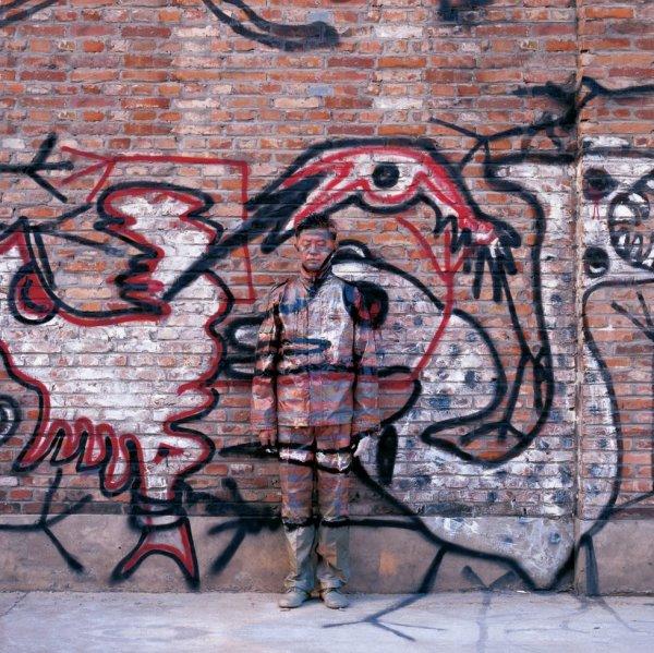 Камуфляжное искусство от Liu Bolin