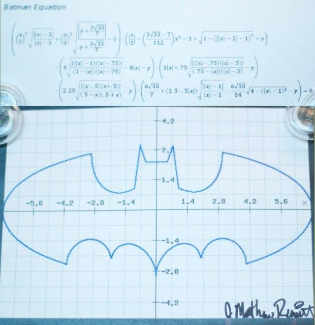 Формула Бэтмена