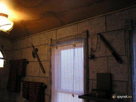 Необычная ванная комната