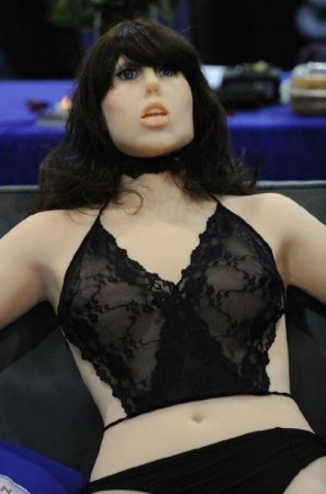Roxxxy - первый в мире секс-робот