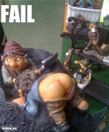 FAIL значит неудача