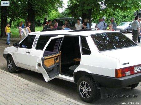 Самые интересные лимузины в спб всех времен и народов.