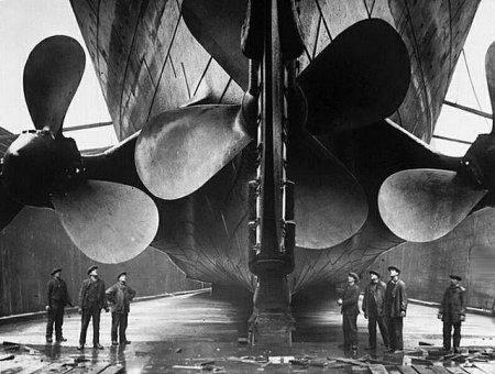 Как строился Титаник