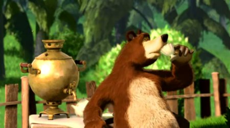 """А вы смотрели """"Маша и Медведь""""?"""