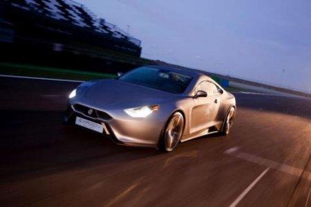 Французский спорткар Furtive e-GT собирается в серию