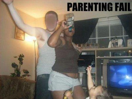 Родители недоглядели