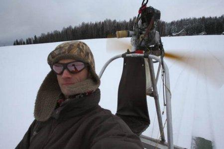 Переходим на снегоходы и квадроциклы.