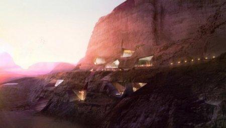 Отель Wadi Rum Resort в Иордании