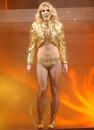 Бритни Спирс - свежие фото с концерта