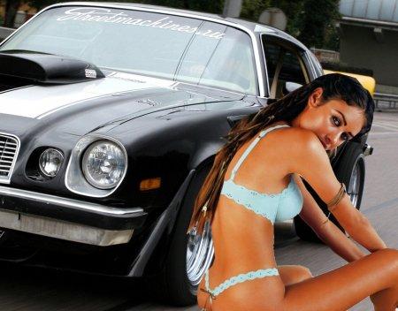 Такой красивый Camaro