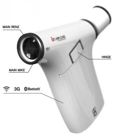 Видеокамера для онлайн репортажей