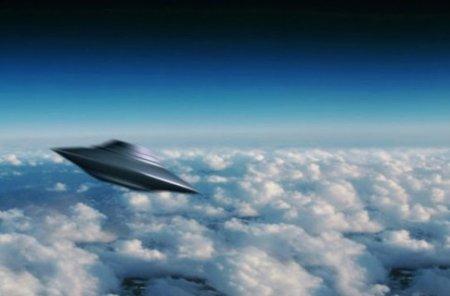 Контакт с НЛО над Норвегией