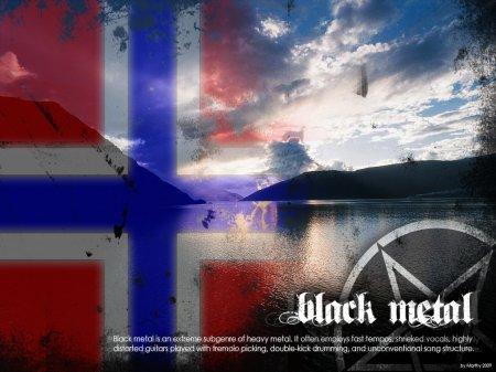 Норвежских дипломатов обучат блэк-металу