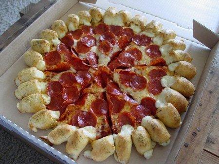 FoodPorn: Пицца