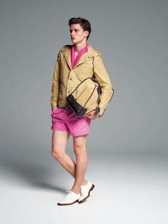 Кожаная сумка - часть стиля современного мужчины