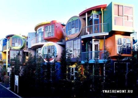 Топ 10 необычных домов
